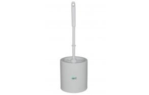 toilet brush w holder NORDIC ROUND