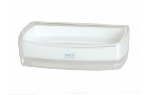 soap dish KATI WHITE