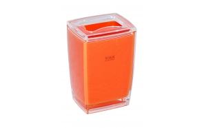 toothbrush holder KATI ORANGE