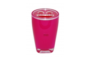 toothbrush holder TIPI FUCSIA