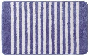 STRISCE bathmat, blue, 50x80cm