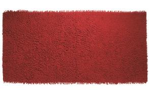 VELCE bathmat, 70x140 cm, red