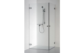 Shower enclosure LIEPA , clear glass
