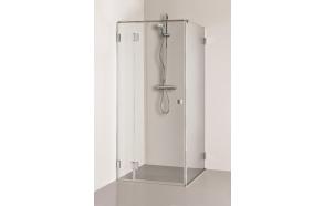Shower enclosure MORTA PLUS , clear glass