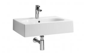 TWINs washb.50cm oval