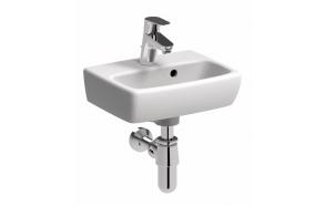 Nove washbasin rectangular 36cm