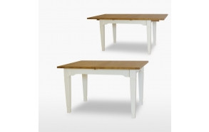 Extending Verona dining table 1 leaf