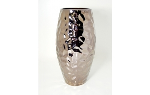 Vase Mercury New big L gold, 22x22x44cm