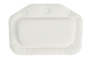 UNILUX headrest, white, 32x22cm