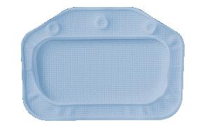 UNILUX headrest, blue, 32x22cm