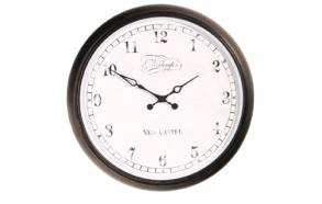 Wall clock Aaltje, antique d 35cm