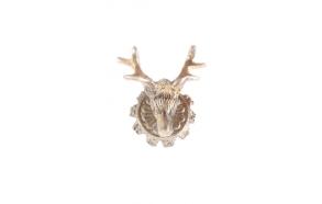 knob Deer, gold