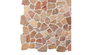 Mosaic marble Terra Interlock