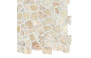Mosaic marble Onyx Interlock