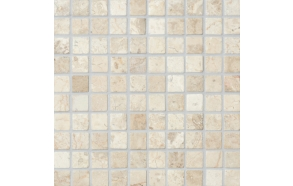 Square White marble 30x30mm