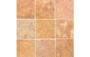 Square Terra marble 100x100mm, no mesh