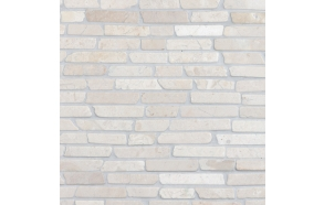 Stick White marble
