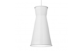metal ceiling lamp, white,E27 1X60W