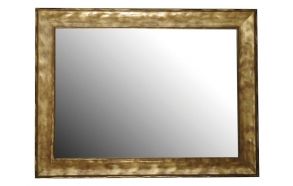 peegel Bergara, kuldne