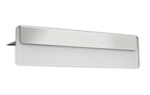 KARIN LED light, 6W, 300x80x80mm, chrome, IP44