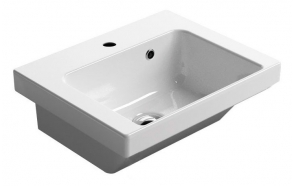 NORM ceramic washbasin 42x17x34cm