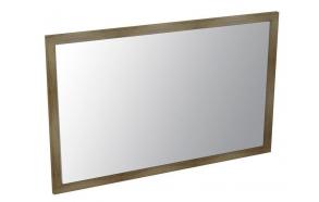 puitraamis peegel Larita 120 cm, tamm Graphite