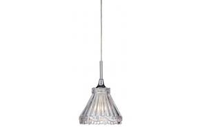 valgusti Laura,E14 40W, 230V, kroom, IP21