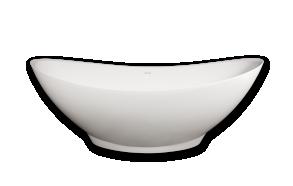 Cast stone bath FELICE