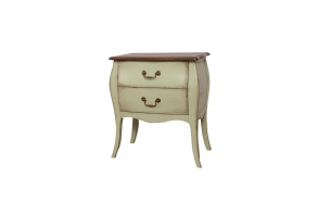 nightstand Mellow,olive, wood