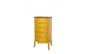drawer Mellow, yellow, wood