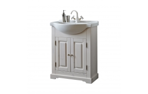 cabinet under washbasin Romantic 65 cm  (2D), basin not included