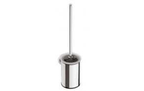 OMEGA toilet brush holder, chrome
