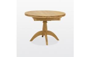 Single pedestal fliptop  table