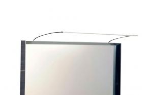 TREX LED Above Mirror Light 7W, 47cm, aluminum