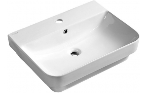 SOTT AQUA washbasin 57 cm, recessed