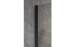 VARIO wall profile 2000mm, black