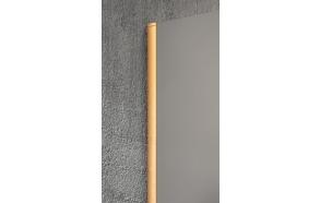 VARIO wall profile 2000mm, gold