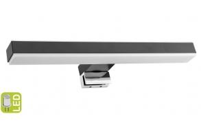 VERONICA 2 LED Light, 8W, 300x25x83mm, black