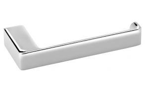 PIRENEI Toilet Paper Holder without Cover, chrome