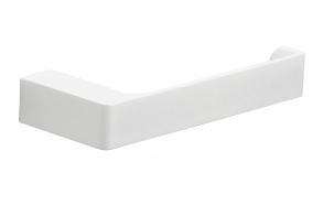 WC paberi hoidja Pyrene, matt valge