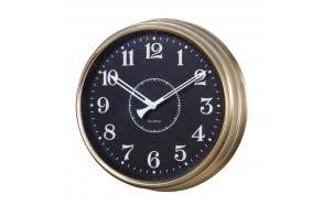 Ümmargune metallist kell
