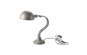 metal vintage table lamp, E14, 220-240V, max.40W
