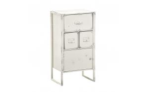 metal vintage chest of drawers