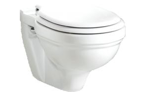RETRO (KLASIK) seina WC pott ,valge