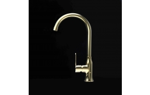 kitchen mixer SLIM MONARCH, gold