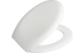 CINAR (KLASIK,MERCAN,CORNER,PITTA) WC iste, metall-hinged, valge