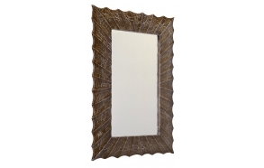 SURYA mirror with frame, 70x100cm