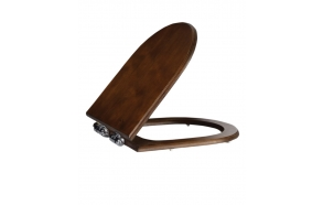 wooden soft close seat, suitable for Antique models
