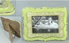 vintage photoframe