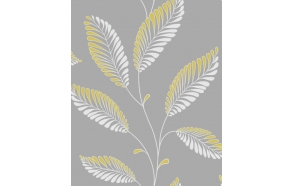 Accents Leaf Lime/Grey